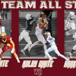 4A Football 2nd Team All State