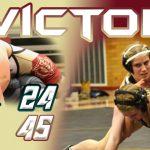 Cedar Girls Wrestlers defeat Canyon View