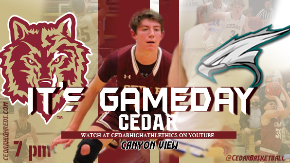 Rivalry Game Day!! Watch Here
