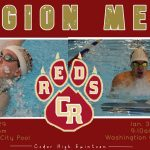 Region Swim Meet Today!