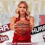 Girls Basketball vs. Hurricane Tonight