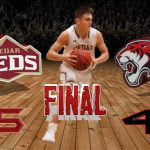 Cedar Reds beat up on the Hurricane Tigers (Highlights)