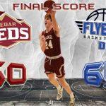 Boys basketball falls to Dixie (Highlights)