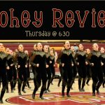 Mohey Review Tonight!