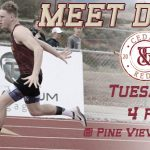 Track Meet at Pine View Relays 4 PM