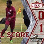 Cedar Soccer falls in defensive battle with Desert Hills