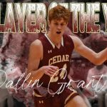 Dallin Grant named 4A Player of the Year