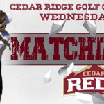 Girls Golf competes at Cedar Ridge
