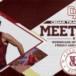 Track and Field competes at Hurricane Invitational