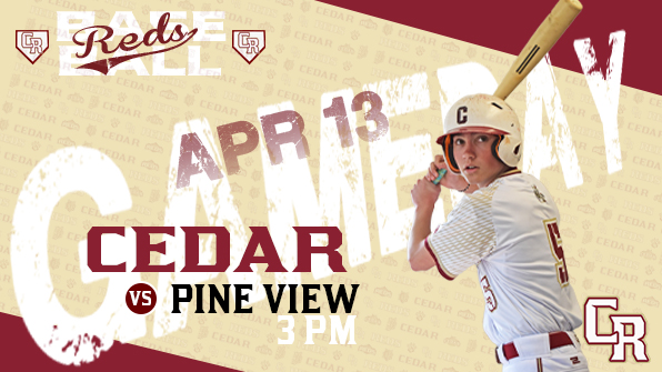 Baseball Hosts the Panthers 3 pm