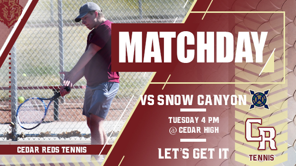 Tennis hosts Snow Canyon