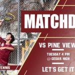 Tennis hosts Pine View