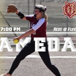 Softball takes on the Flyers