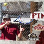 Tennis 2nd Doubles picks up Win at Desert Hills