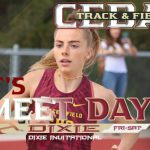 Track and Field at the Dixie Invitational Friday and Saturday