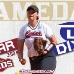 Reds Softball looks to even series with Dixie