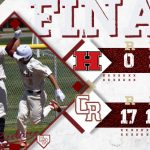 Reds Blast the Tigers at home on Senior Day