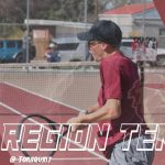 Tennis competes in Region Tournament Fri-Sat