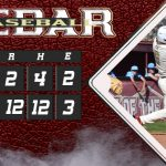 Reds use big 5th inning to defeat the Scots