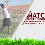 Girls Compete at State Golf Tournament