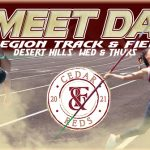Track and Field competes at Region Meet Wed & Thurs.