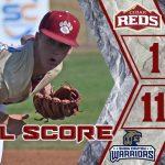 Baseball loses Game 1 of series to Snow Canyon