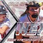 Reds Softball travels to Ridgeline for best of 3 Regional Playoff