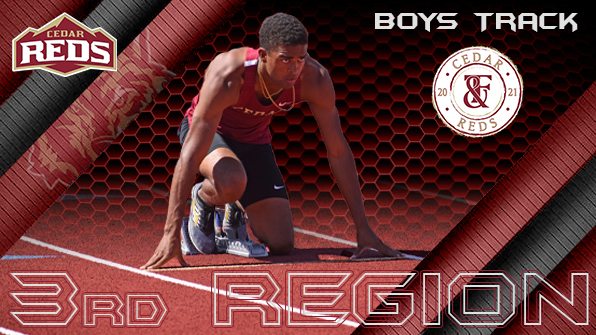 Boys Track and Field takes 3rd place at Region Meet
