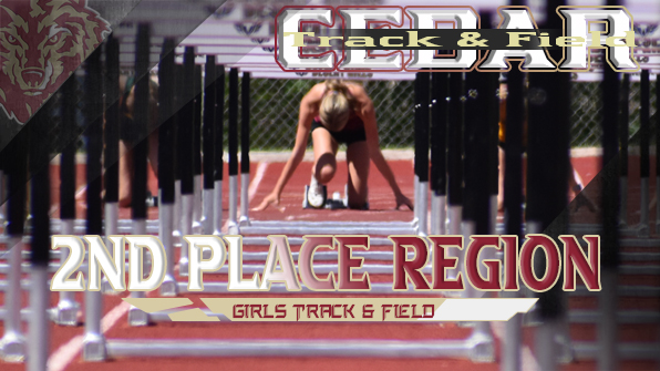 Girls Track and Field take 2nd at Region Meet