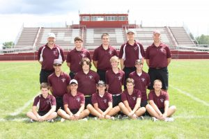 2015 Boys Golf Team Pictures
