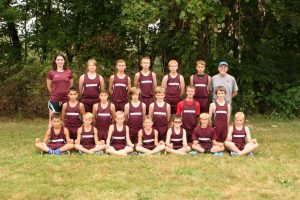2015 Cross Country Team Pictures