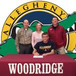 Seth Conard Signs with Allegheny College