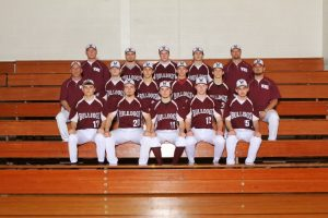 2016 HS Baseball Team Pictures