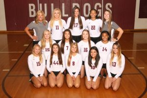 2016 Volleyball Team Pictures