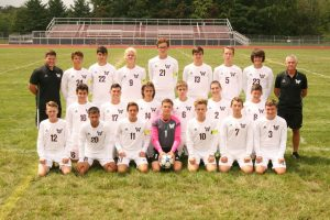 2016 Boys Soccer Team Pictures