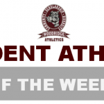 Jocelyn Gazdacko-Student Athlete of the Week