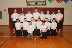 2016 Boys Golf Team Pictures