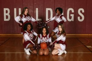2016-17 Winter Cheer Team Pictures