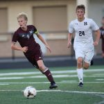 Caleb Whitaker Recognized as All American & First Team All-Ohio