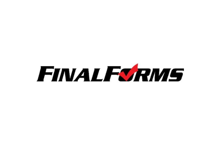 Register TODAY using FinalForms!