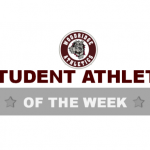 Robbie Taylor- Student Athlete of the Week