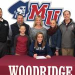 Allison Schmeltzer Signs with Malone University
