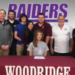 Cassie Whited Signs with University of Mount Union