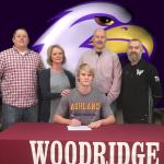 Caleb Whitaker Signs with Ashland University
