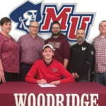 Christopher Mally Signs with Malone University