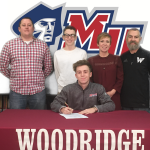 Carter Hartong Signs with Malone University