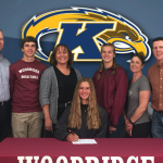 Nicole Fleming Signs with Kent State University