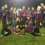 Woodridge High School Girls Varsity Track finishes 1st place