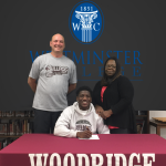 Marlon King Committs to Westminster College