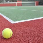 Tennis Courts To Open September 13